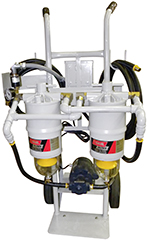 300-DHRAP5 Hydraulic Oil Recycler