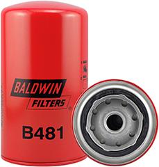 B481 Oil Filter
