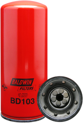 BD103 Dual-Flow Oil Filter