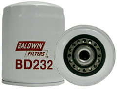 BD232 Dual-Flow Oil Filter