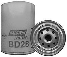 BD28 Dual-Flow Oil Filter