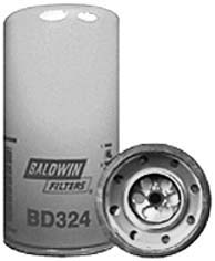 BD324 Dual-Flow Oil Filter