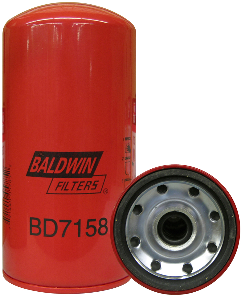 BD7158 Dual-Flow Oil Filter