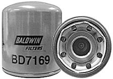 BD7169 Dual-Flow Oil Filter