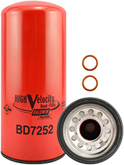 BD7252 Dual-Flow Oil Filter