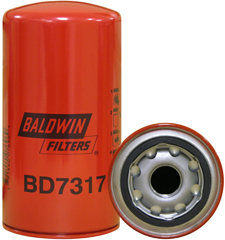 BD7317 Dual-Flow Oil Filter