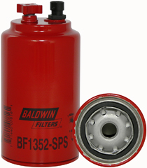 BF1352-SPS Fuel/Water Separator Spin-on Filter