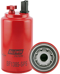 Baldwin BF1385-SPS Fuel / Water Separator Spin-on