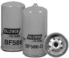 BF586-D Fuel Filter