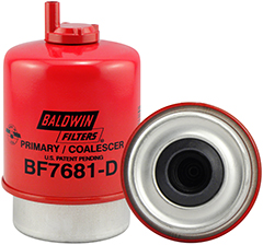 BF7681-D Fuel Filter