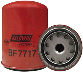 BF7717 Secondary Fuel Filter