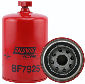 BF7925 Fuel Water Separator Spin-on with Drain