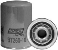 BT260-10 Filter