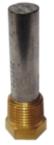CAM-6L2016 ZINC PENCIL & PLUG 3/4 Inch