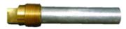 "CAM8515850C ZINC PENCIL 3/4""X3-3/8"" W/PLUG"