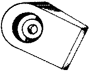 CAMC389999 PLATE FOR OMC SAILDRIVE