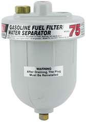 DAHL 75 Fuel Filter Water Separator