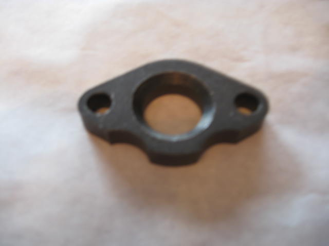Hold down flange for 4.108 Injector