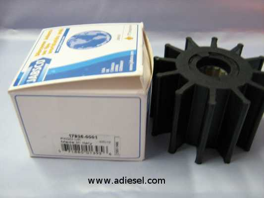 17935-0001 Jabsco Impeller