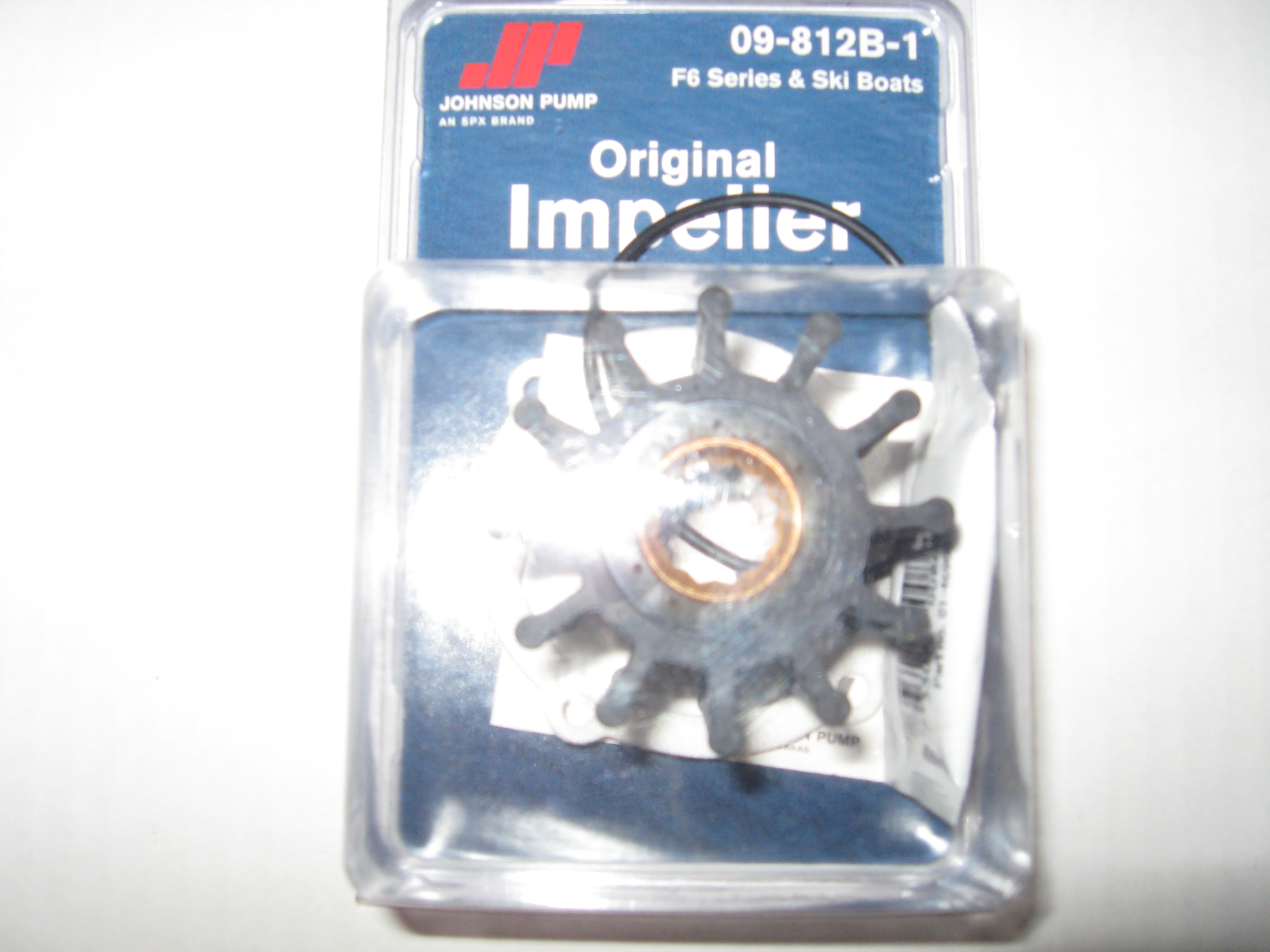09-812B-1 Johnson Pump F6B Impeller Kit