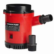 JPI 22004 Heavy Duty Bilge Pump