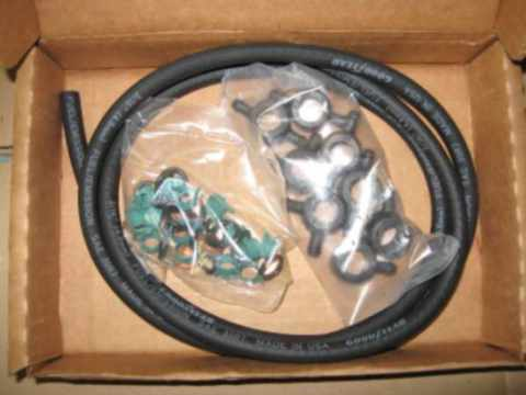 69120 Injector Installation Kit