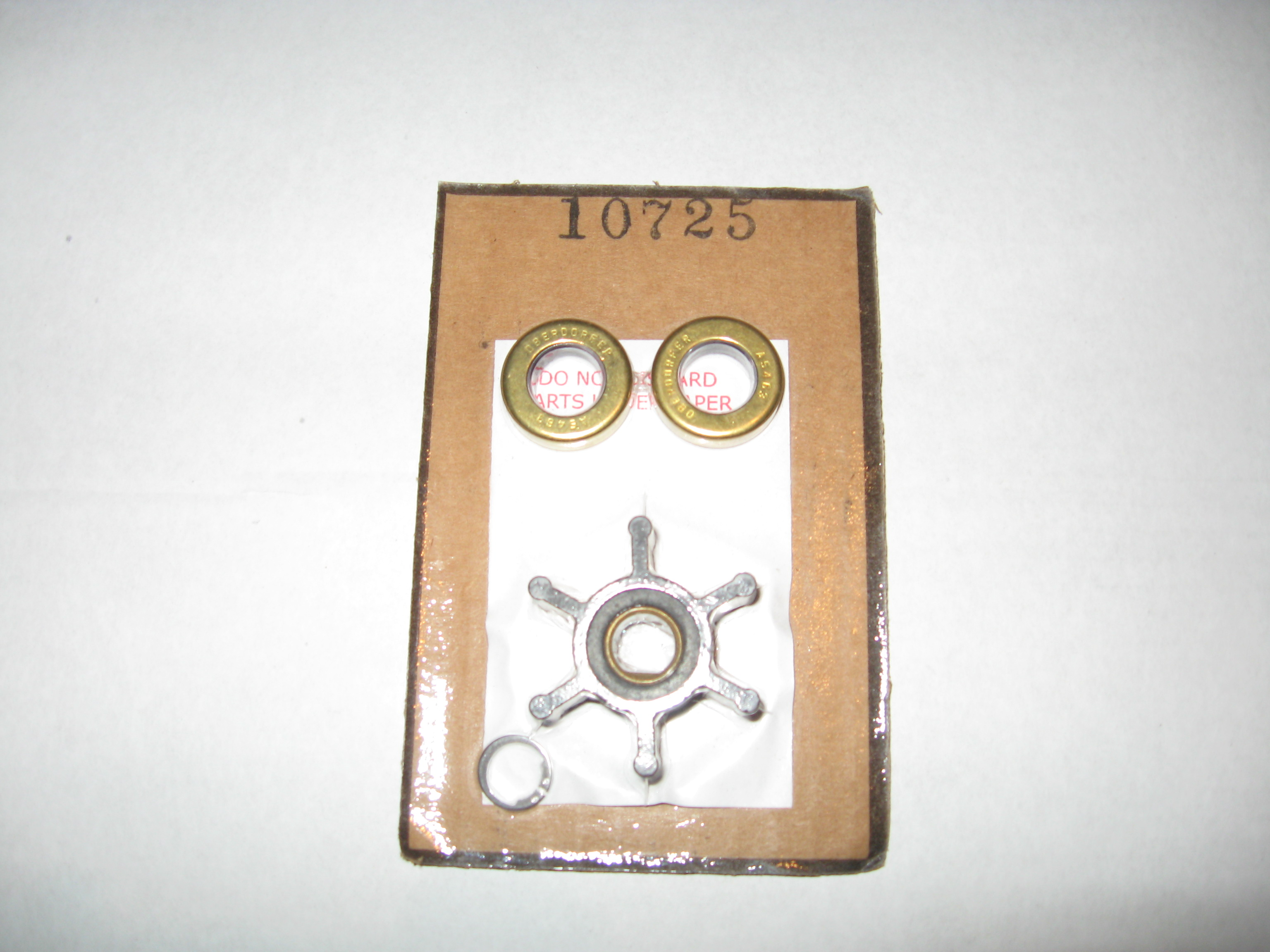 Oberdorfer 10725 Minor Repair Kit
