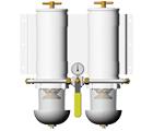 RAC 751000MAX30 DUAL Fuel Filter / Water Separator
