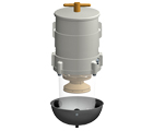 Racor 900MA Fuel Filter Water Separator
