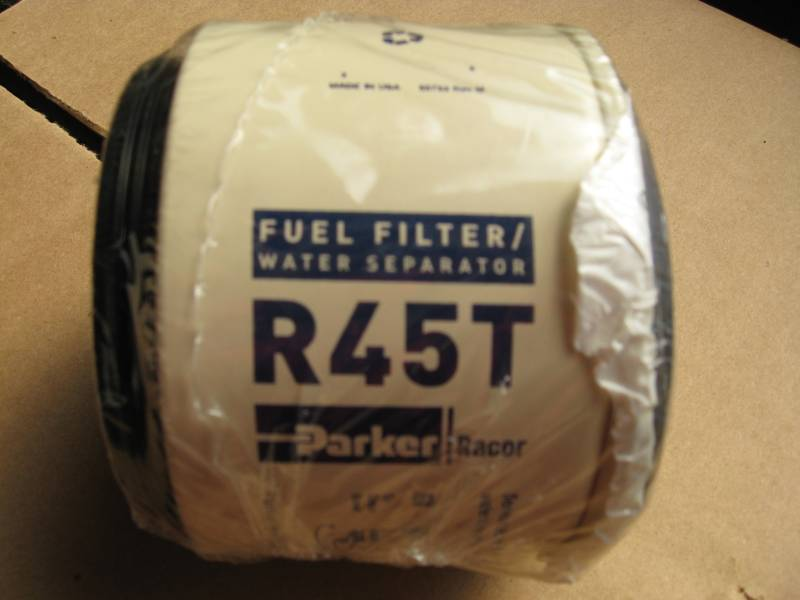 Racor R45T Filter