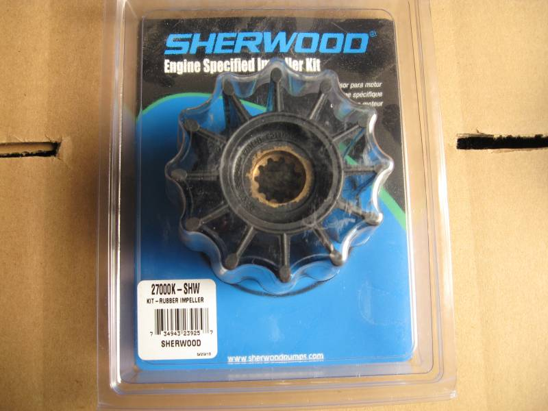 Sherwood 27000K Impeller