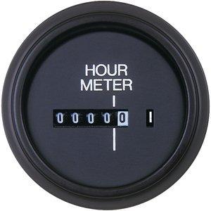 Teleflex Hourmeter - Round